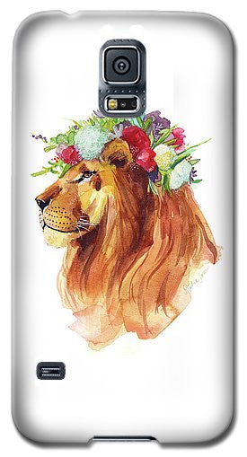 Phone Case - Lyon Pride painting by Virginia Beach Artist Stephie Jones