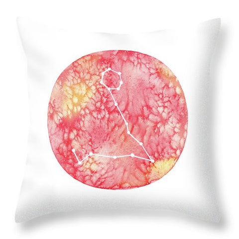 Throw Pillow - Pisces