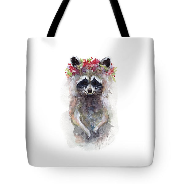 Tote Bag - Rocky Raccoon