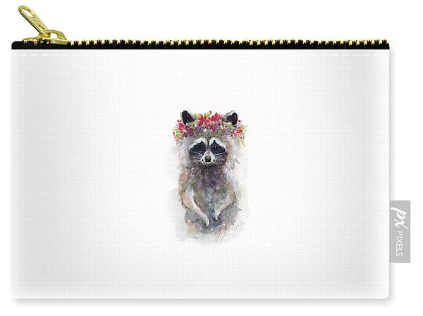 Carry-All Pouch - Rocky Raccoon