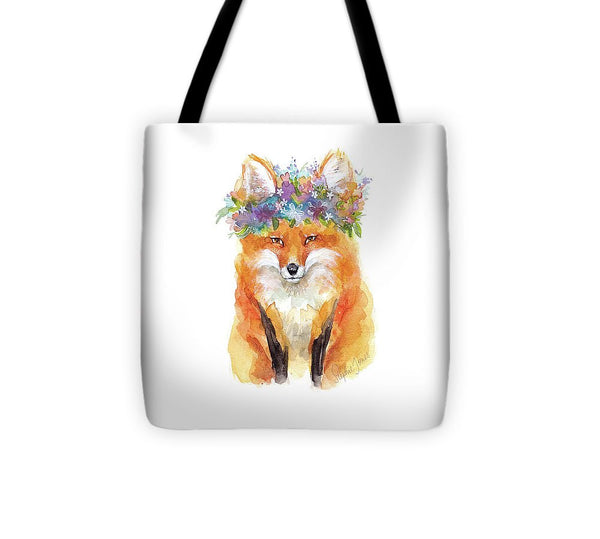 Tote Bag - Sweet Ambrosia painting by Virginia Beach Artist Stephie Jones