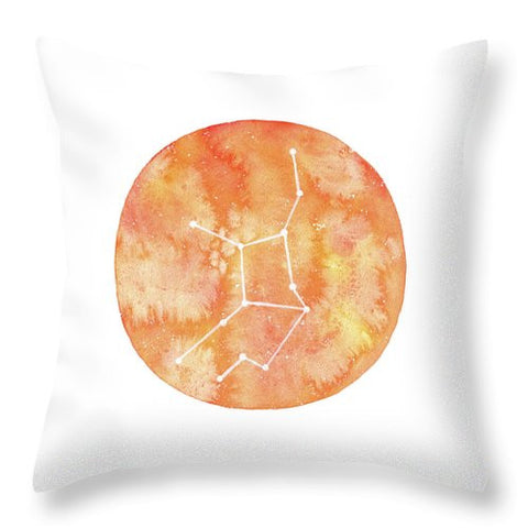 Throw Pillow - Virgo