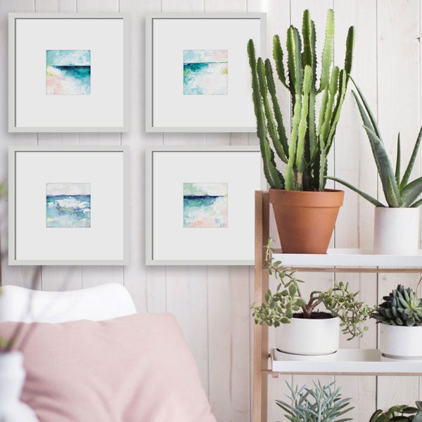 Beach Daze Prints by Stephie Jones