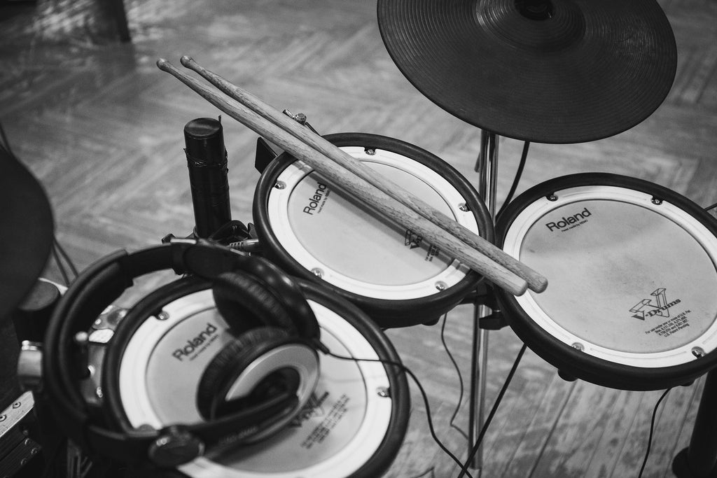 Electronic Drum Kit? We May Have The One For You...