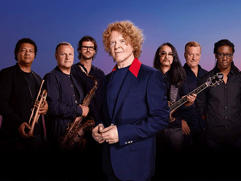 Simply Red at the 02