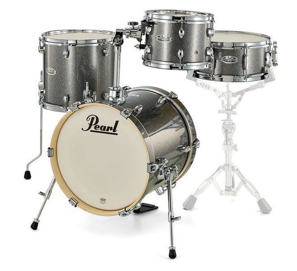 Pearl Midtown Shell Pack Grey Sparkle
