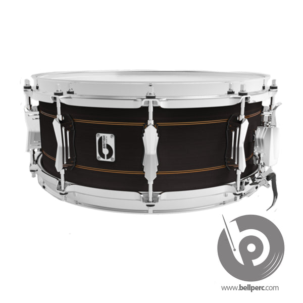 BritishDrumCo Merlin 14x6 Maple Snare