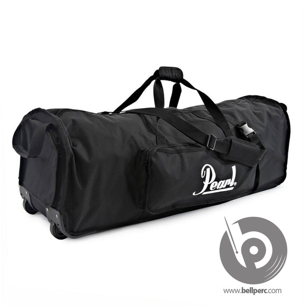 "Pearl 38"" HW Bag with Wheels - Black"