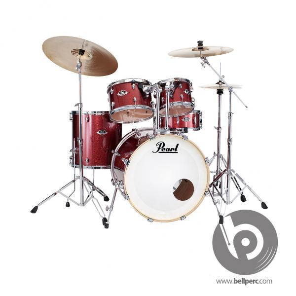 "Pearl Export 20"" Fusion - Cherry Glitter"