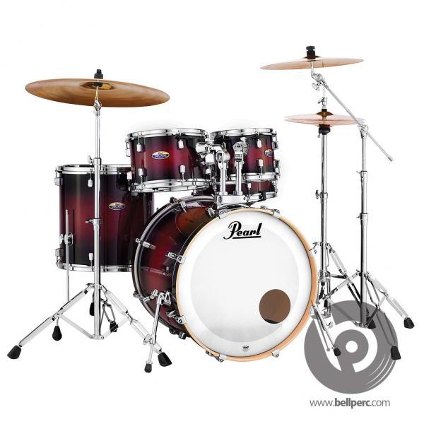 Pearl Decade American -Deep Red
