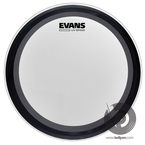 "Evans 20"" EMAD UV Coated BD"