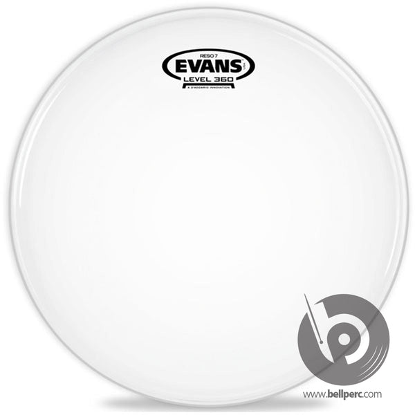 "Evans 6"" Reso 7 Coated"