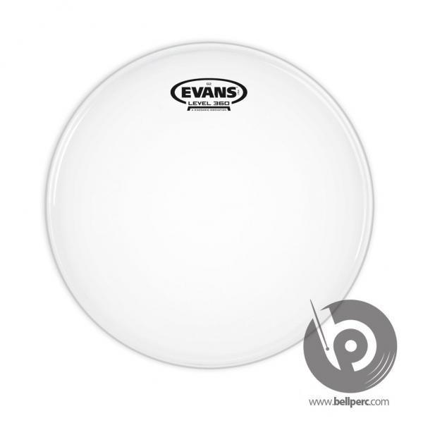 "Evans 15"" G2 Clear Tom Batter"
