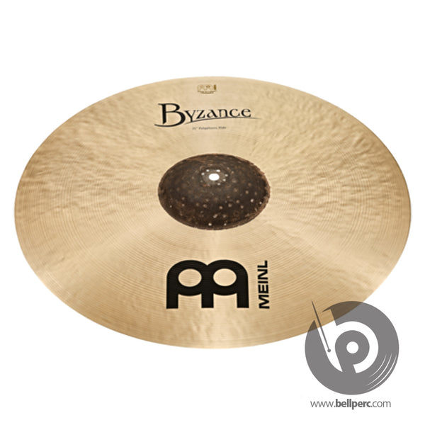 "Meinl 21"" Polyphonic Ride"