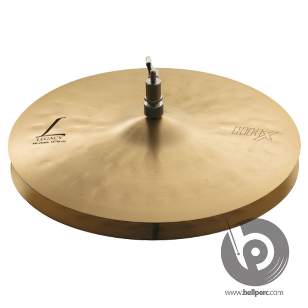 "Sabian HHX 14"" Legacy Hats Traditional"