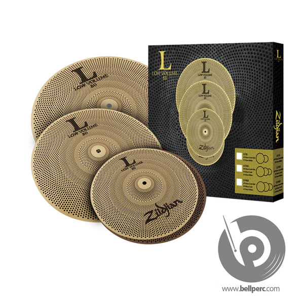 Zildjian LV468 Low Volume Set (14/16/18)
