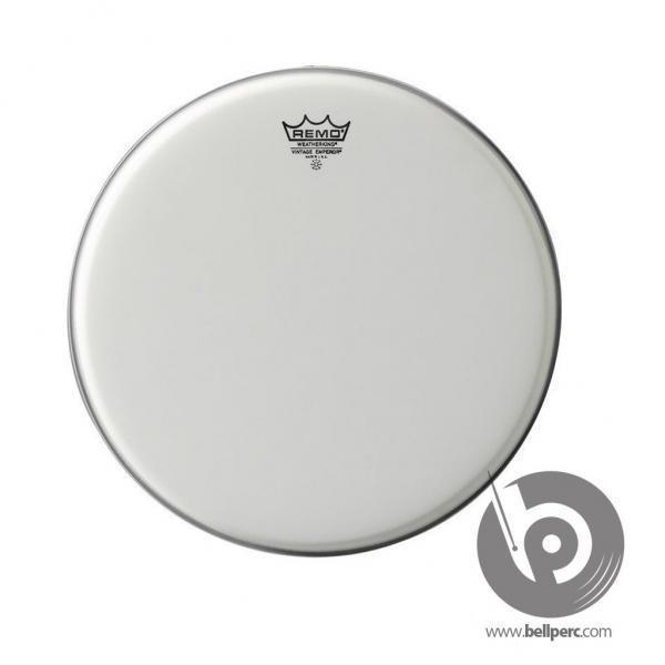 "Remo 6"" Pinstripe Coated Head"