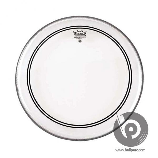 "Remo 20"" Powerstroke 3 Bass Clear"