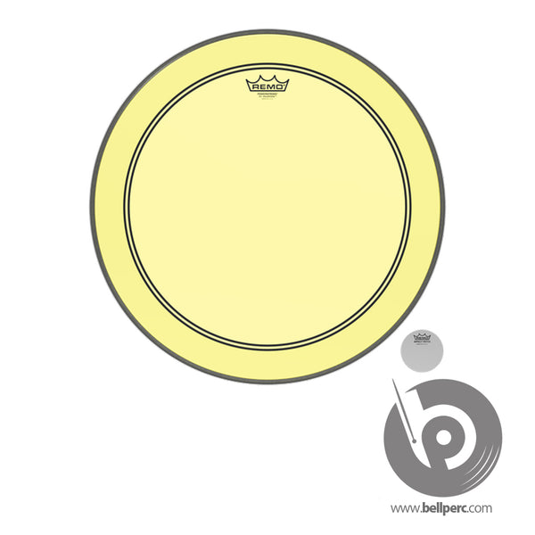 "Remo 20"" P3 Colortone Yellow"