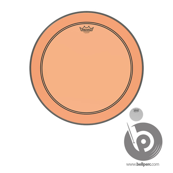 "Remo 22"" P3 Colortone Orange"
