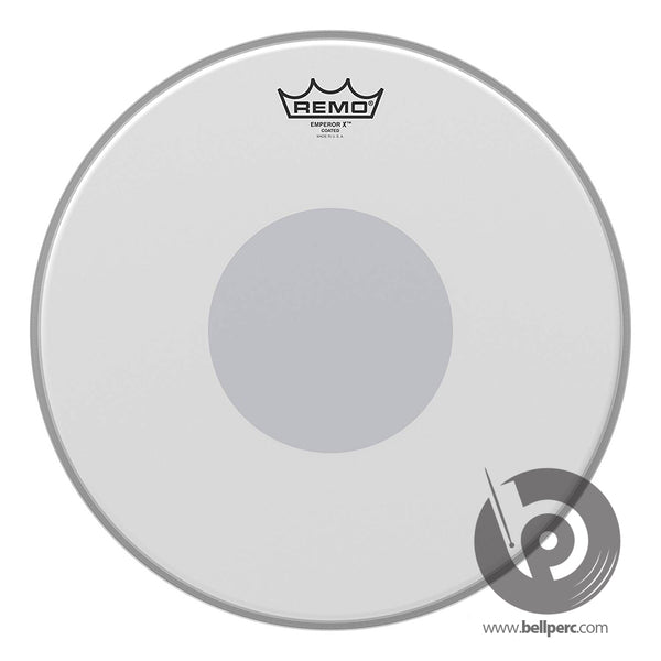 "Remo 10"" Emperor X Coated"