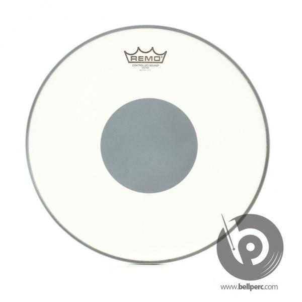 "Remo 16"" Cs Coated - With Black Dot"