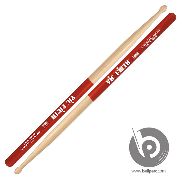 Vic Firth 2B Vic Grip Classic Wood Tip