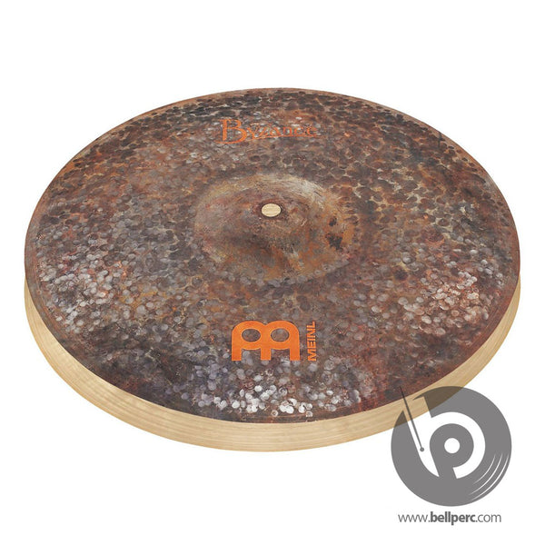 "Meinl Byzance 15"" Extra Dry Medium Hats"