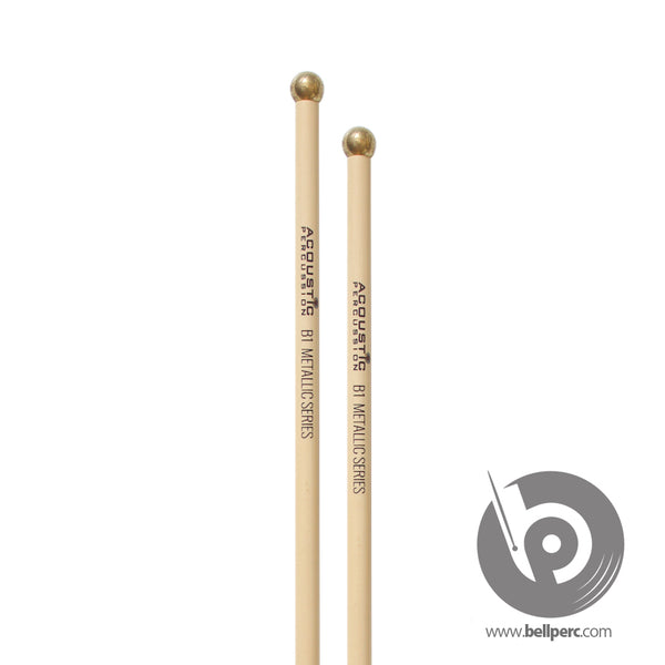 Acoustic Percussion B1 Metallic Series