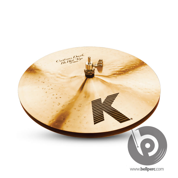"Zildjian K Custom 14"" Dark Hi-hats"