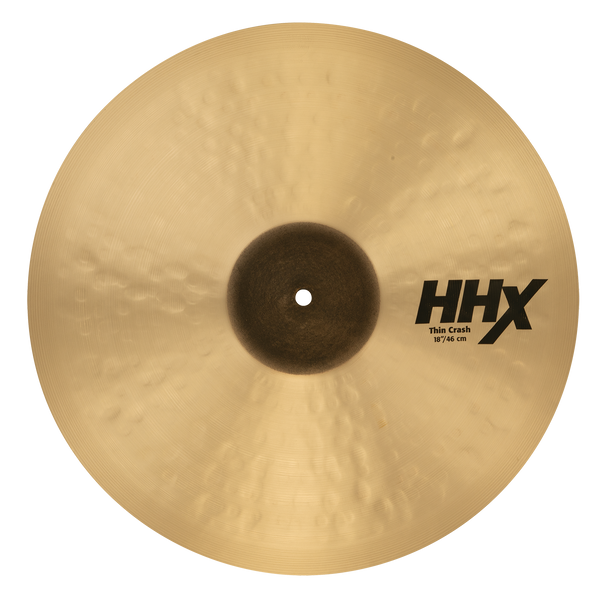 "Sabian HHX 18"" Thin Crash"