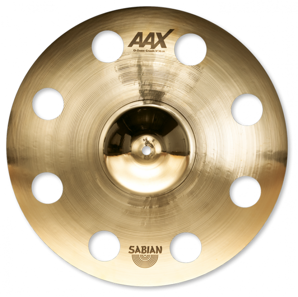 "Sabian AAX 18"" O-Zone Crash"