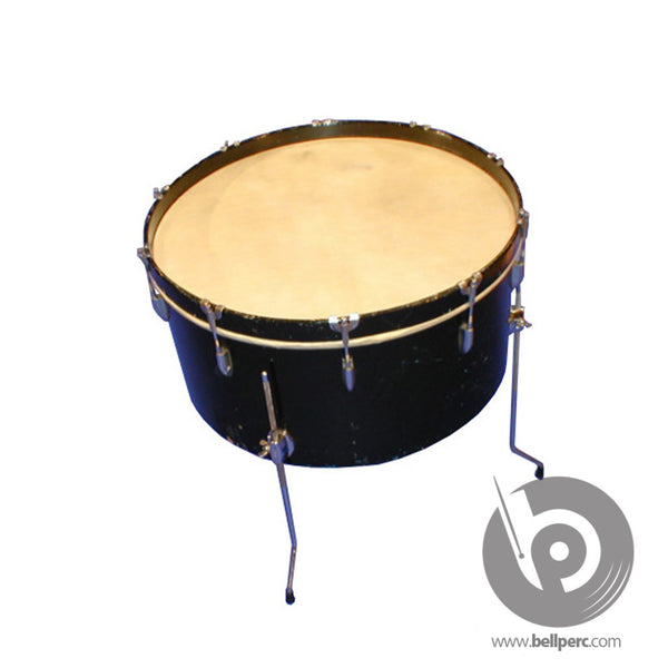 "Bell Music 26"" Bass Drum with Legs for Hire"