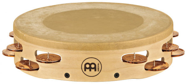 Meinl AE-MTAH2BO Headed 2Row Bronze Tamb