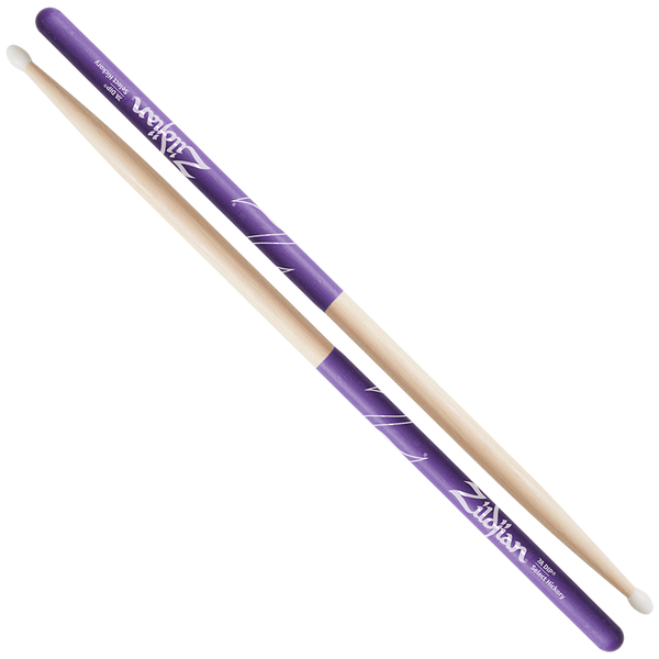 Zildjian 7A Nylon Purple Dip