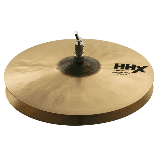 "Sabian HHX 15"" Complex Medium Hats"