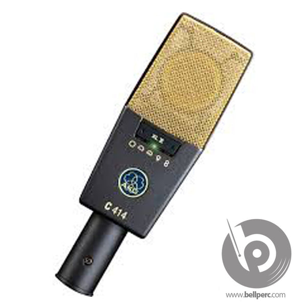 Bell Music AKG C414 Microphone for Hire