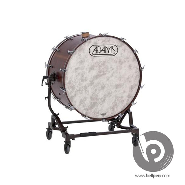 "Adams Concert Bass Drum 28"" x 18"" Tilting Ad2BDIIV28"