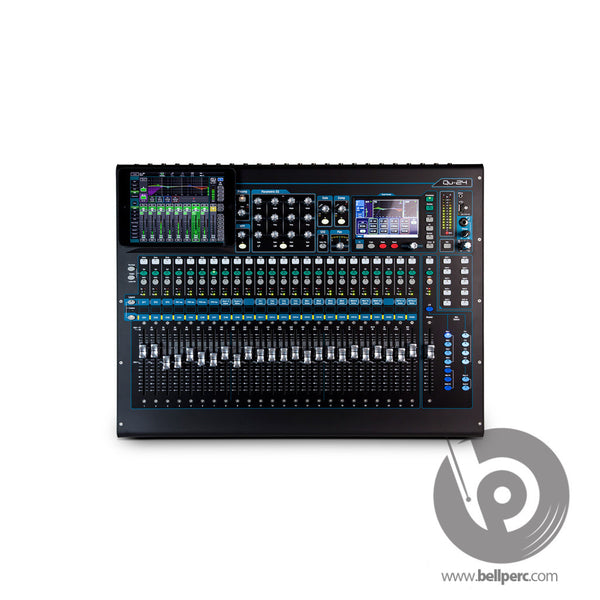Bell Music Allen and Heath QU24 Digital Mixing Desk for Hire