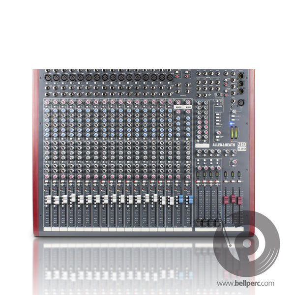 bellperc Allen & Heath ZED420 - bellperc.com