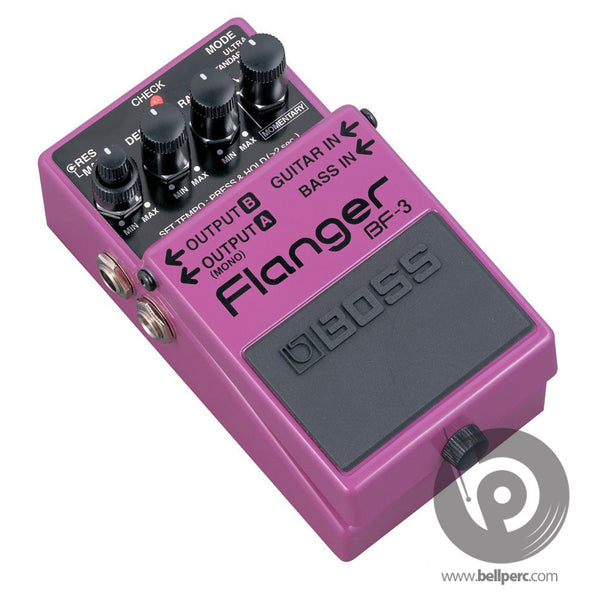 Bell Music Boss BF-3 Flanger for Hire