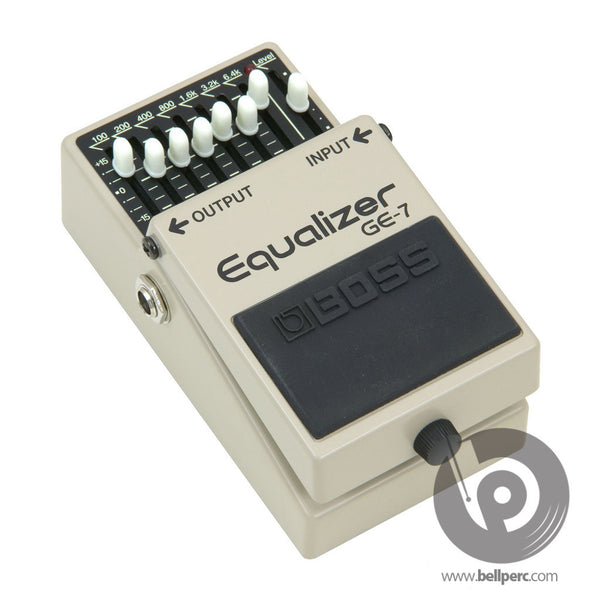 Bell Music Boss GE-7 Equalizer for Hire