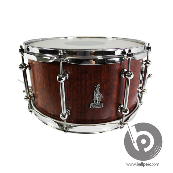 Bell Music Brady Jarrah Block Snare Drum for Hire
