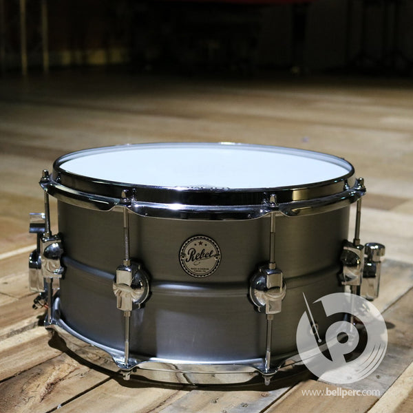 "13"" x 7"" Rebel Custom Shop - Rolled Steel"