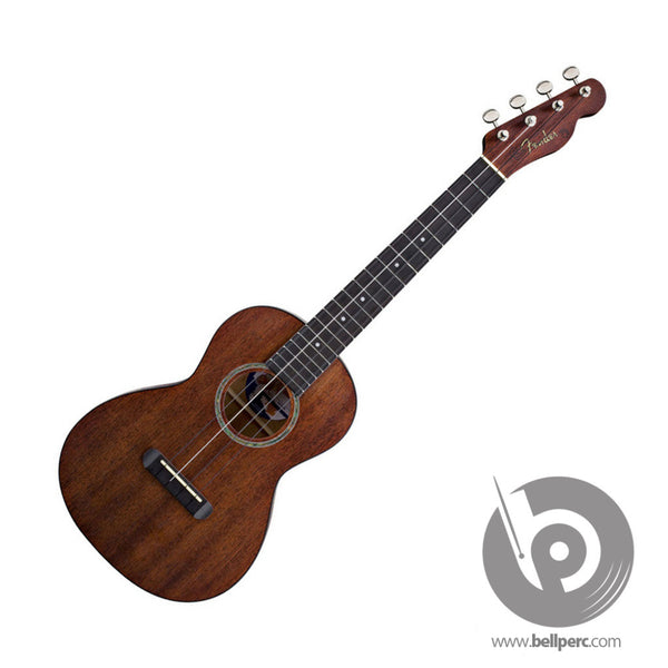 Bell Music Fender Ukelele Hau'Oli for Hire