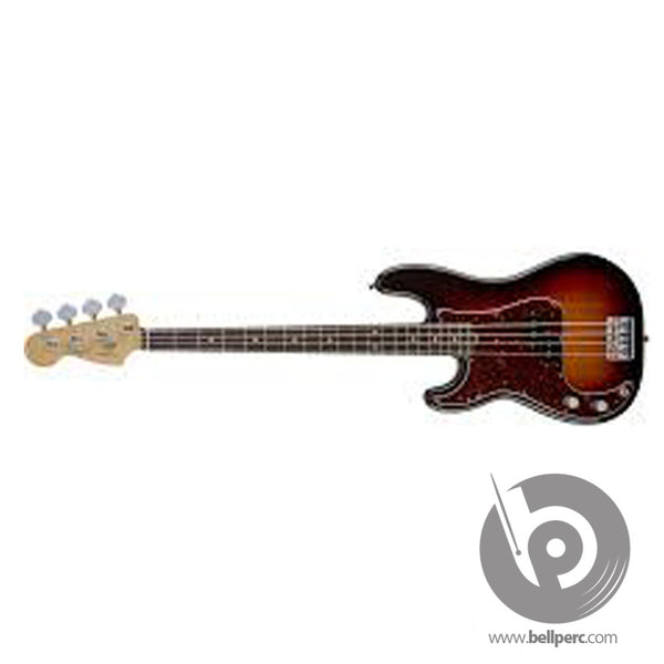 bellperc Fender Precision Bass Guitar - L/H - bellperc.com