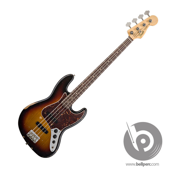 Bell Music Fender Jazz Bass Guitar for Hire