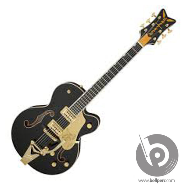 bellperc Gretsch Black Falcon Electric Guitar - bellperc.com