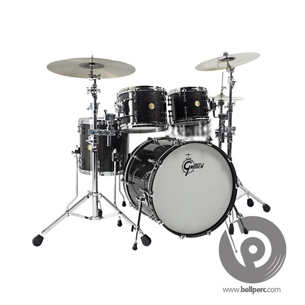 Bell Music Gretsch New Classic Rock Drum Kit for Hire