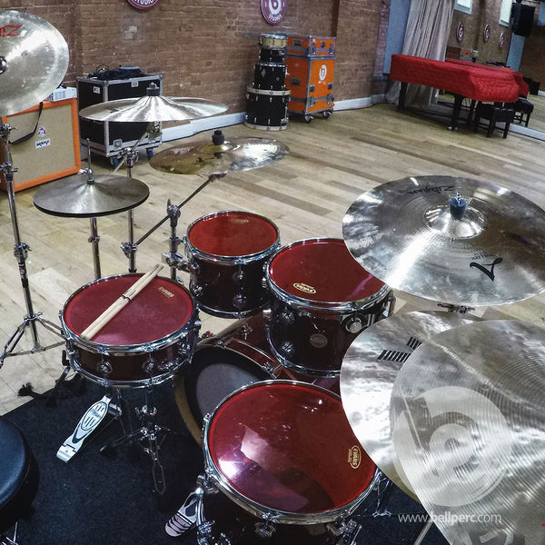 Bell Music DW Collectors Drum Kit for Hire